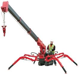 Unic URW-094 Crane
