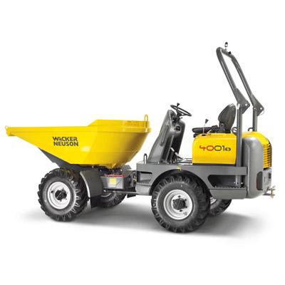 Wacker Neuson 3-6 Tonne 4 Wheel Dumper