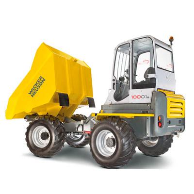 Wacker Neuson 9-10 Tonne 4 Wheel Dumper