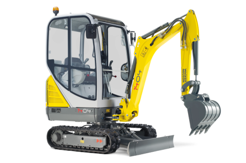 Wacker Neuson Compact Excavator 1404