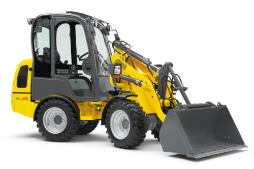 Wacker Neuson Wheel Loader WL25