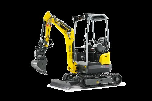 Wacker Neuson Zero Tail Excavator EZ17