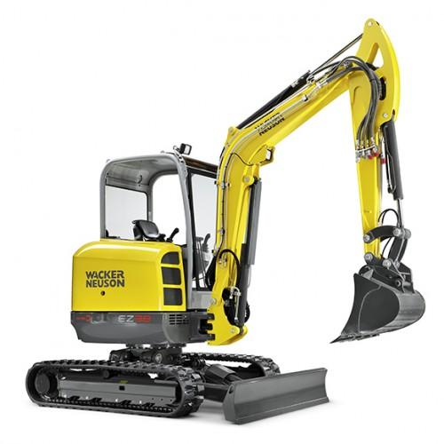 Wacker Neuson Zero Tail Excavators