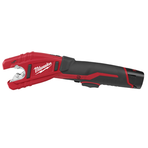 Milwaukee M12 Cordless Copper Tubing Cutter Kit