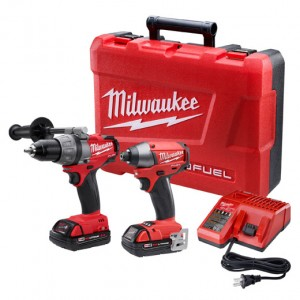 Milwaukee M18 2 Tool Combo Kit