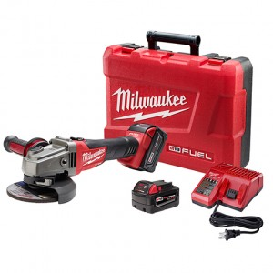 Milwaukee M18 Fuel Grinder