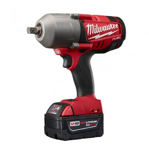Milwaukee M18 Fuel High Torque Impact Wrench