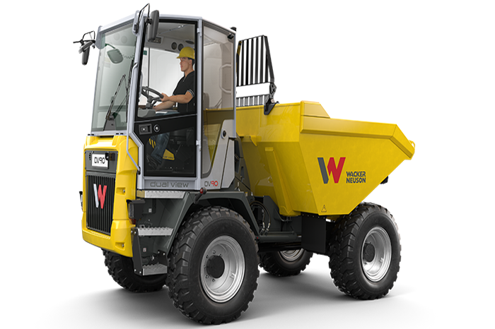 Wacker Neuson Wheel Dumpers DW60