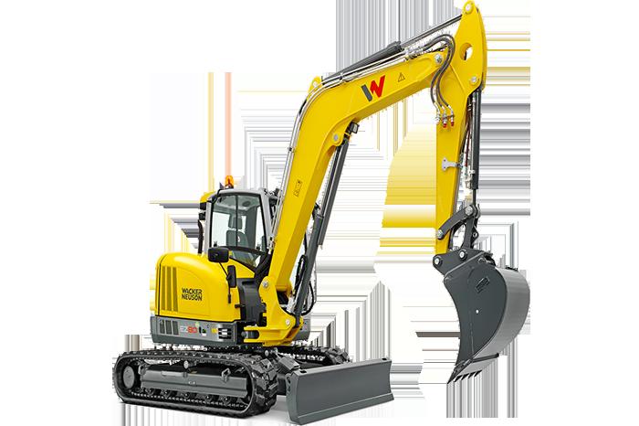 Wacker Neuson EZ80
