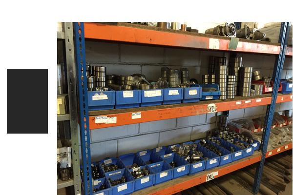 Spare Machine Parts at Ferrybridge 1